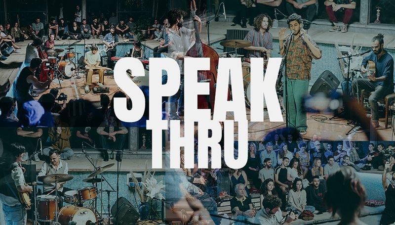 speak thru @ Willow Rotter