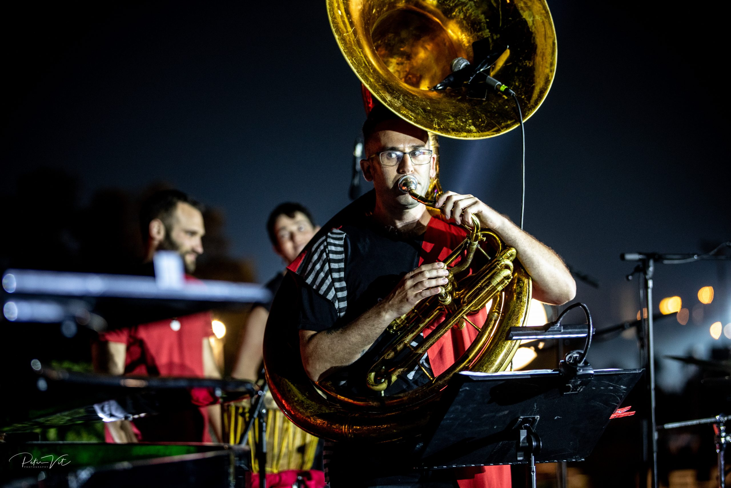 פסטיבל הג'אז 2021 @ Peter Vit