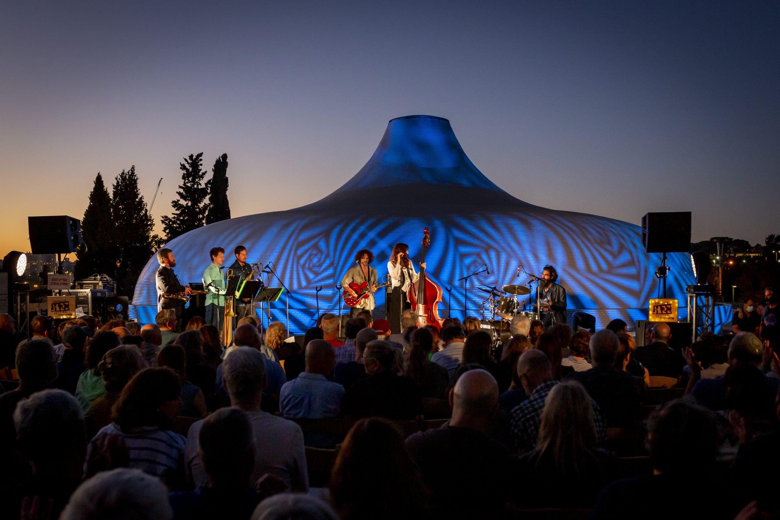 פסטיבל הג'אז 2021 @ צילום אופיר חייט